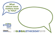 Join Carnegie Council & Organizations Around the World in Celebrating Global Ethics Day, October 16, 2019
