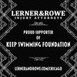 Lerner and Rowe Injury Attorneys Swings Back in Time As a Sponsor of Keep Swimming Foundation's Roaring Twenties Themed 2nd Annual Gala