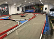 K1 Speed Bend's indoor go kart racing track