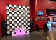 The podium at K1 Speed Bend
