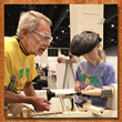 Woodcraft Applauds AAW Youth Turning Program and Local Outreach