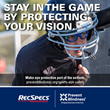 Prevent Blindness Asks Kids, Adults to Make Eye Protection Part of Uniform While Playing Sports