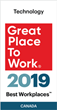 Security Compass Named to the 2019 List of Best Workplaces™ in Technology