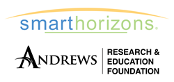 Andrews Research & Education Foundation and Smart Horizons logos