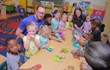 TLC's Busby Family Joins Learning Resources for Philanthropic Tour of Houston Preschools