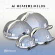 Ai Vacuum's HeatedShield Insulating Tops Ensure Short Path Temperature Uniformity