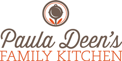 Paula Deen's Family Kitchen logo