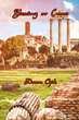 Superstition Rules in Historical Novel Set in Ancient Rome