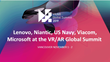 Lenovo, Niantic, US Navy, Viacom, Microsoft at the VR/AR Global Summit
