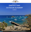 Boy Scouts of America Launch New Website for Emerald Bay Outdoor Academy on Catalina Island, California Designed and Built by GoMarketing Inc.