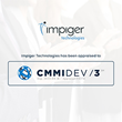 Impiger Technologies Appraised To The CMMI Maturity Level 3