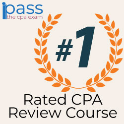 Surgent CPA Review ranked #1 on IPassTheCPAExam