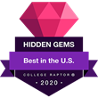 Small But Mighty Colleges Featured in 2020's Hidden Gems Rankings