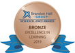 Instilled LXP has won its first award, a Brandon Hall Group bronze award for excellence in the Best Use of Performance Support category.