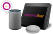 Respond Fast launches smart speaker-driven voice response campaign targeting QSRs