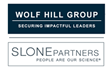 Slone Partners to Form Joint Venture with Wolf Hill Group to Recruit Cybersecurity Leaders