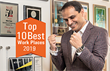 MES Selected as Top 10 Best Work Places in 2019 by CEO Views