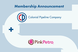 Colonial Pipeline joins as the latest corporate member of Pink Petro