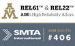 AIM to Highlight REL Alloys at SMTA International Expo
