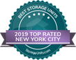 StorageUnits.com Names Top Storage Facilities in New York, NY for 2019