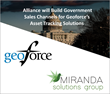 Geoforce and Miranda Solutions Group Announce Strategic Partnership