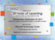 eMazzanti Technologies to Celebrate 18 Years of Learning at Times Square Customer Event