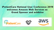 iPatientCare National User Conference 2019 welcomes Amazon Web Services as Grand Sponsor and exhibitor
