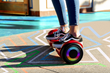 SWAGTRON's New Hoverboard for Kids Brings the Party With Multicolor Light-Up LED Wheels