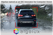 Algolux Named as an IDC Innovator for Computer Vision