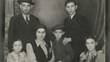 Nat Shaffir and family. Photo courtesy United States Holocaust Memorial Museum.