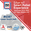 ADLINK's #SmartPalletExperience at Pack Expo Las Vegas 2019 to Demonstrate the Power of AI in Packaging with Partners AWS, Intel and Rover Robotics