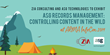 "Zia Consulting and ASG Technologies to Exhibit ""ASG Records Management: Controlling Content in the Wild"" at ARMA InfoCon 2019"