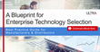 "Ultra Consultants eBook ""A Blueprint for Enterprise Technology Selection"" Provides Educational Resources to Manufacturing, Distribution Organizations"