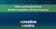 Matrix and vCreative Extend Workflow Capabilities with New Integration