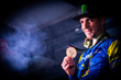 Monster Energy's Sam Hill (AUS) Wins the Enduro World Series Championship Title in Zermatt, Switzerland