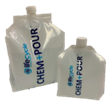 Lifecycle Biotechnologies launches second generation CHEM+POUR Bag