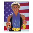 Dara Torres Inducted Into The USOC Hall of Fame