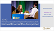 Call for Corporate Sponsorships – IARFC 2020 National Financial Plan Competition