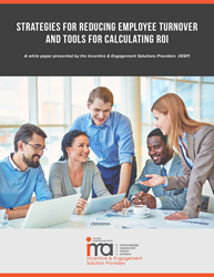 Reducing Employee Turnover, measuring ROI