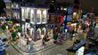 Brick City Lights Unveils the Largest Known Fully LED Lit LEGO® Brick City