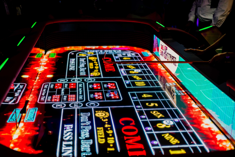 Poker machine games