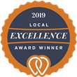 Hughes Media Announced as UpCity Local Excellence Award Winner