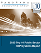Panorama Consulting Group Releases 2020 Top 10 Public Sector ERP Systems Report