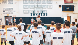 Successful Summer 2019 Nike Basketball Camp