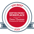 Robins & Morton named one of America's 100 Best Adoption-Friendly Workplaces by Dave Thomas Foundation for Adoption