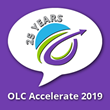 OLC Accelerate 2019 Marks 25 Years of Online Learning's Foremost International Conference