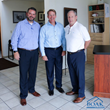Exterior Contractor, Boak & Sons, Welcomes Lieutenant Governor Jon Husted to Offices