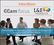 CCam™ focus and L&E Research Partner to Provide HD 360° Focus Groups with Integrated Video Curation Tools for In-Facility Market Research