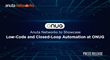 Anuta Networks to showcase Low-Code and Closed-Loop Automation at ONUG.