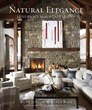 "The WRJ Design guest house recognized by House Beautiful is one of a dozen stunning mountain homes featured in the firm's new book ""Natural Elegance"" (photo by William Abranowicz)."